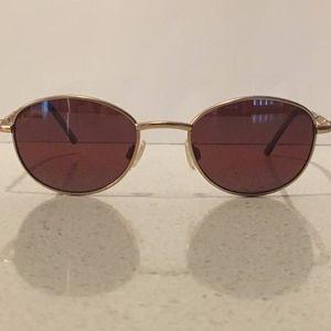 9455d22fd71b Maui Jim Accessories - Rare!! Maui Jim Sand Dollar Gold/Rose Polarized